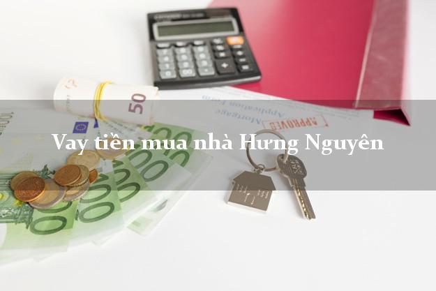 Vay tiền mua nhà Hưng Nguyên Nghệ An