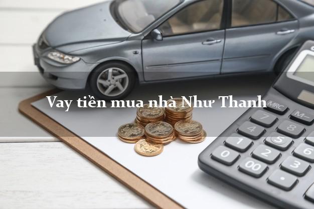 Vay tiền mua nhà Như Thanh Thanh Hóa